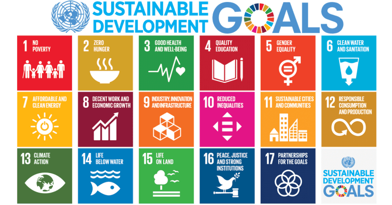 United Nations' Sustainable Development Goals (SDGs)