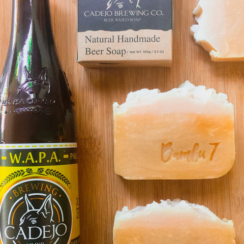 Craft-Beer Body Soap