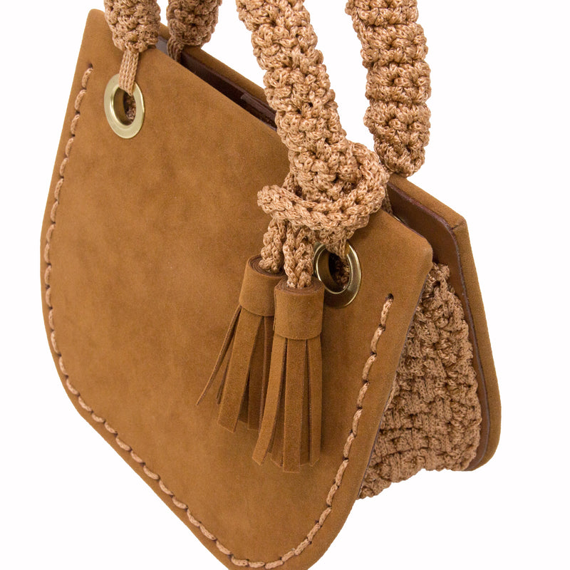 Carolina Bag (Vegan Suede)