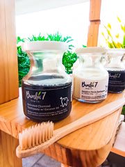 Activated Charcoal Detox Toothpaste