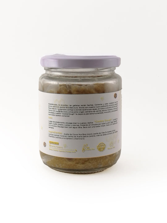 Cookie Dough Sugar & Honey Body Scrub