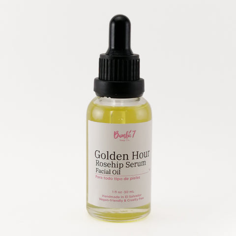 Golden Hour Facial Serum