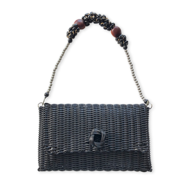 Sofia Handwoven Clutch