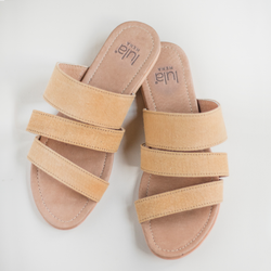 Natural Dyed Colored Sandals