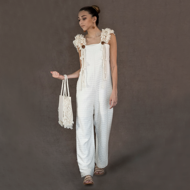 Handwoven Freedom Overall