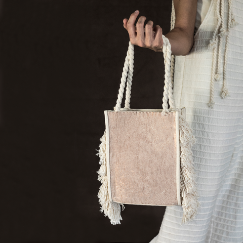 Handwoven Harmony Bag