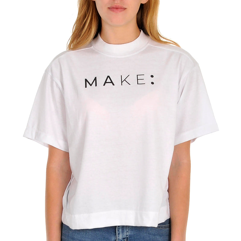 Woman MAKE it Less T-Shirt