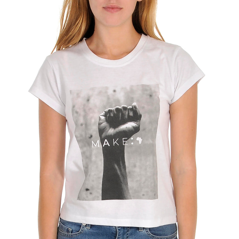 Woman Fight for Yourself T-Shirt