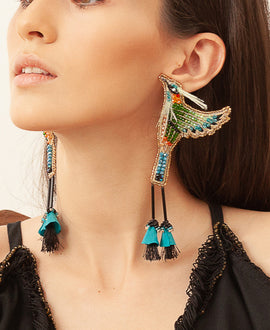Torogóz Earrings