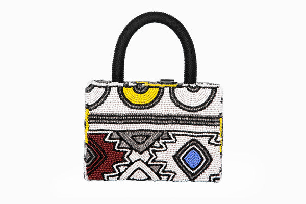 Xibokisani Box Bag Beaded