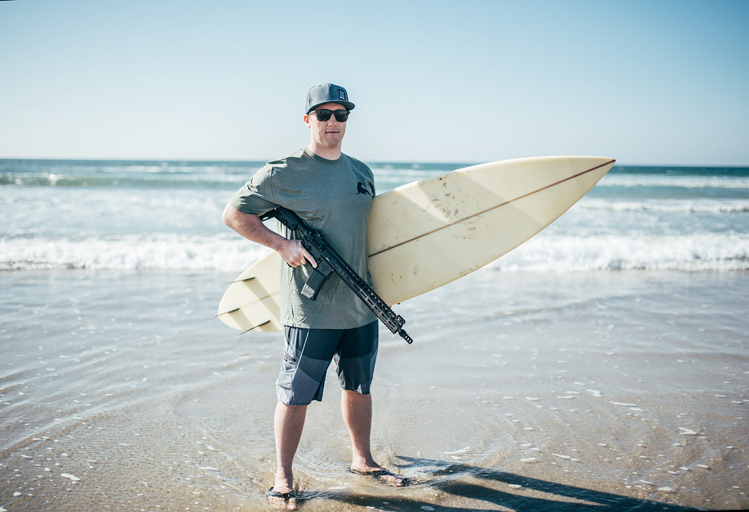 Alex West, One More Wave Founder and U.S. Navy Veteran