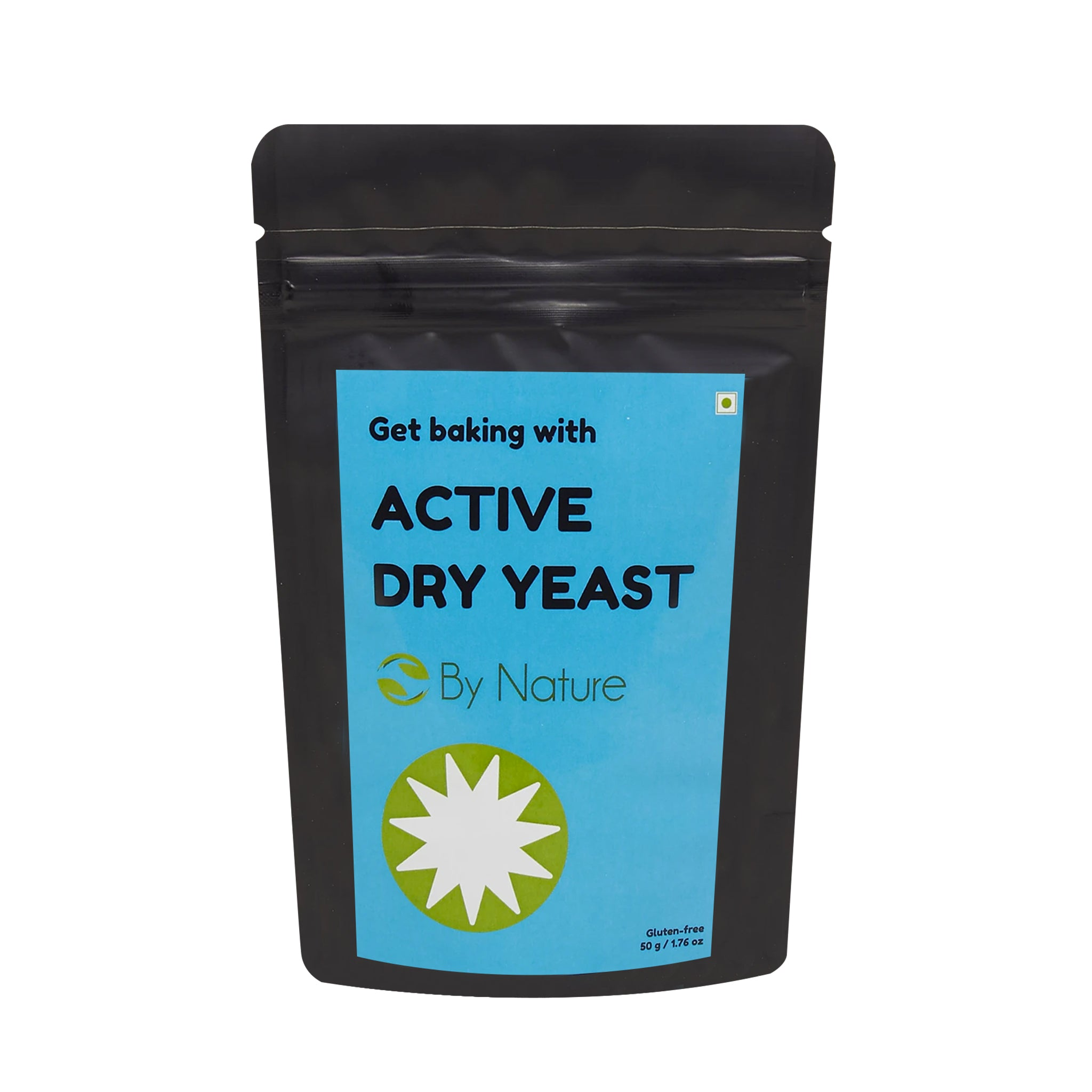 By Nature Active Dry Yeast (Baker's Yeast), 50 gm