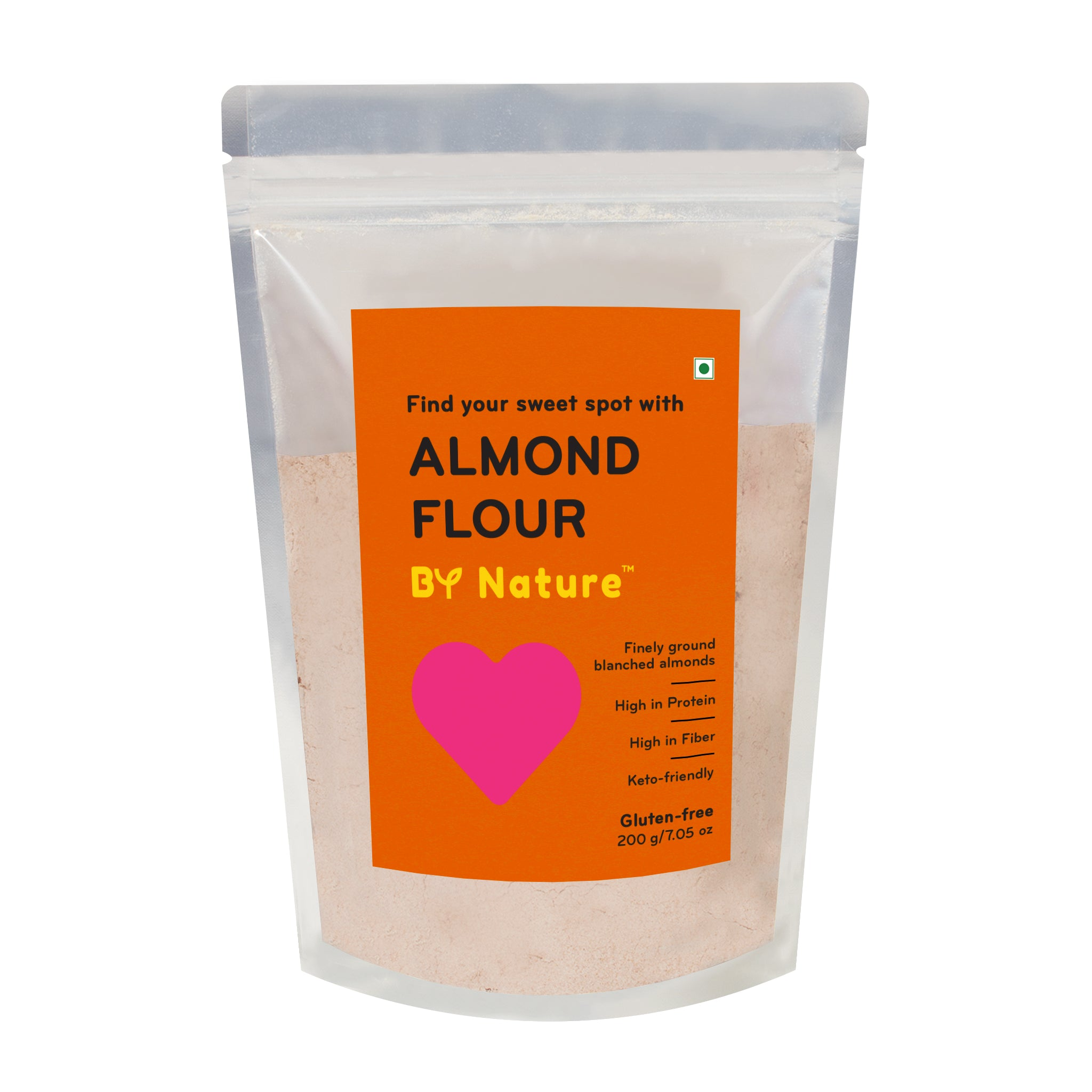 By Nature Almond Flour 200 g