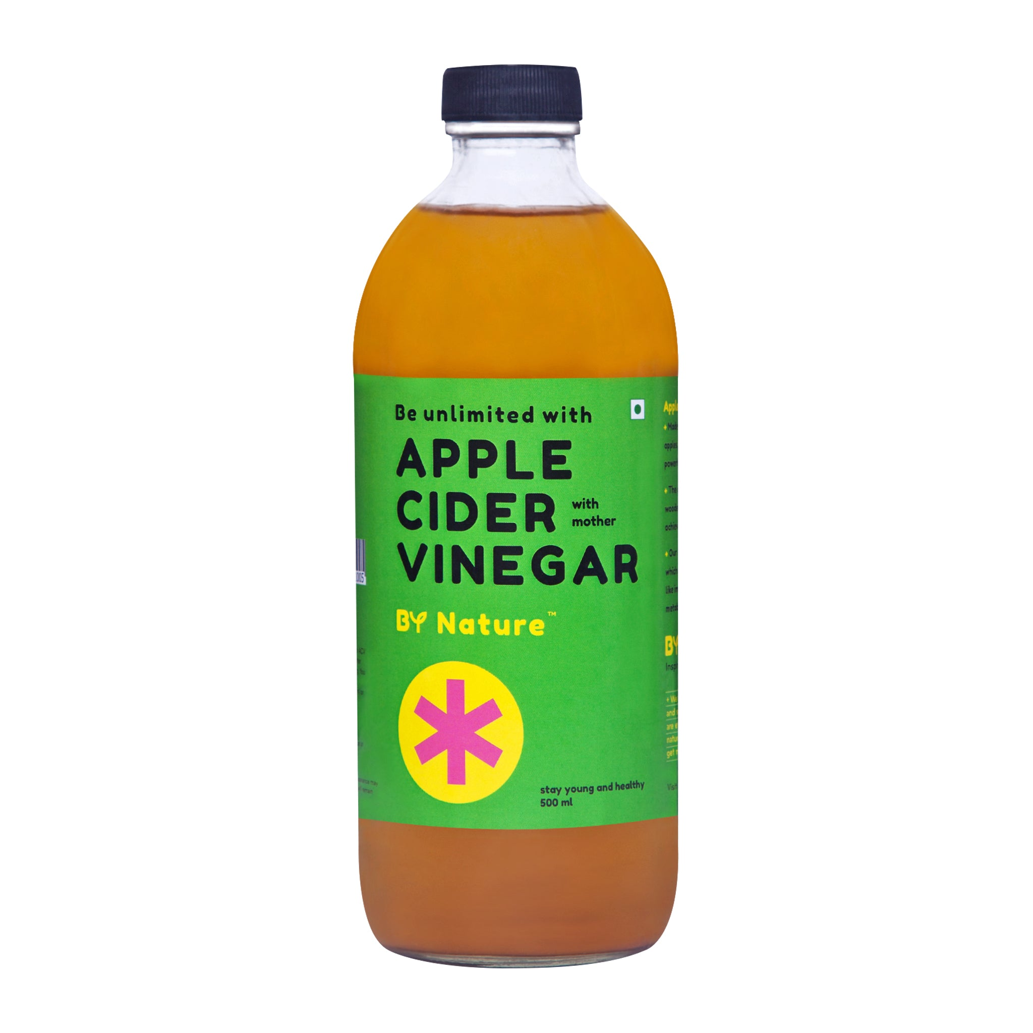By Nature Apple Cider Vinegar with Mother