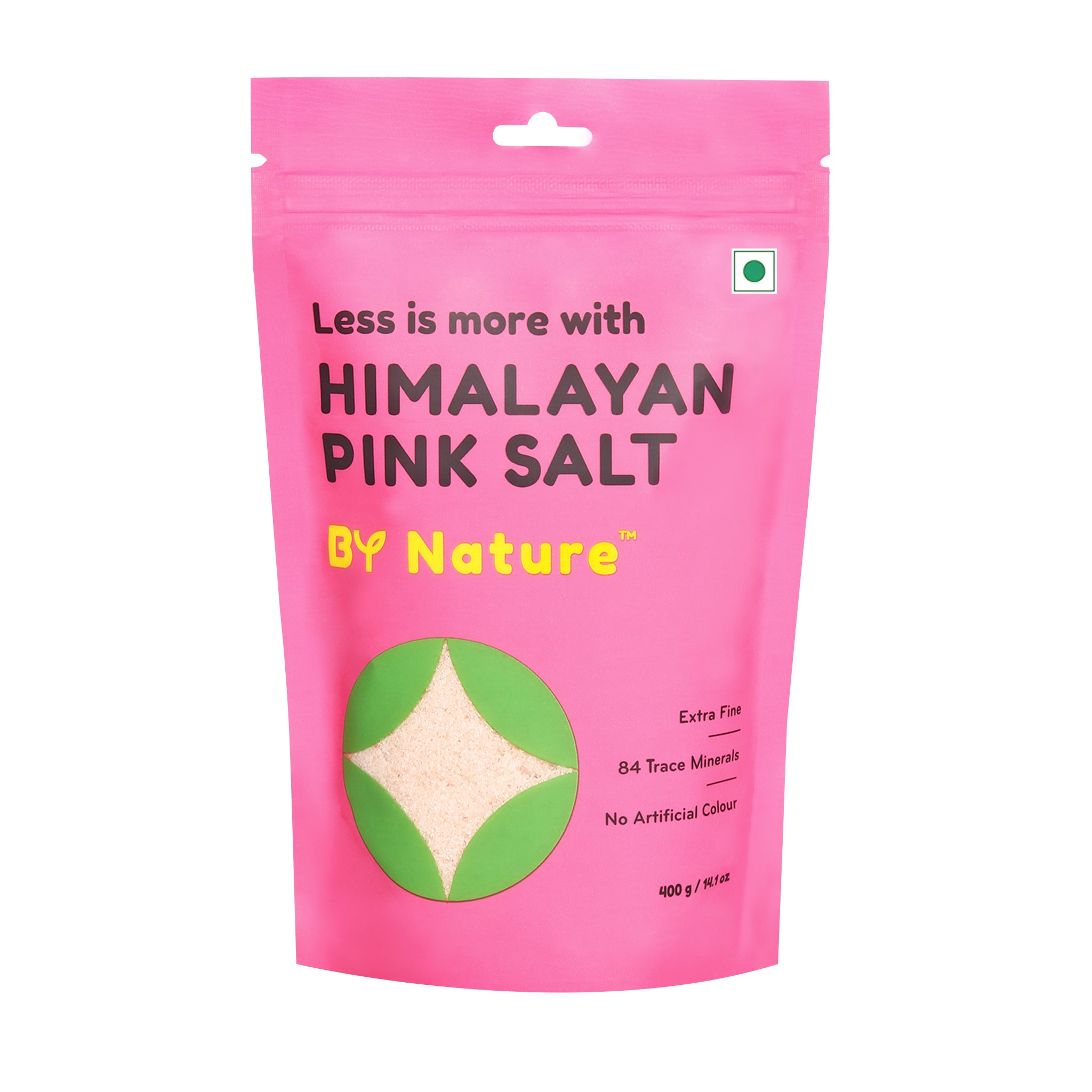 By Nature Pink Salt