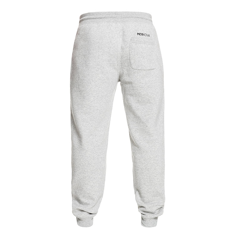TRACK PANT HEATHER GRAY /BLACK(MOSKOVAトラックパンツ)