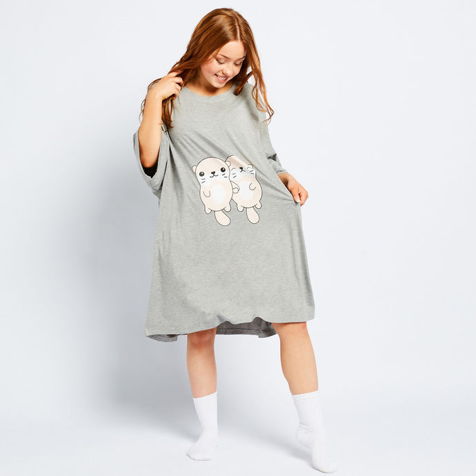 Otter Oodie Sleep Tee (SOLD OUT)