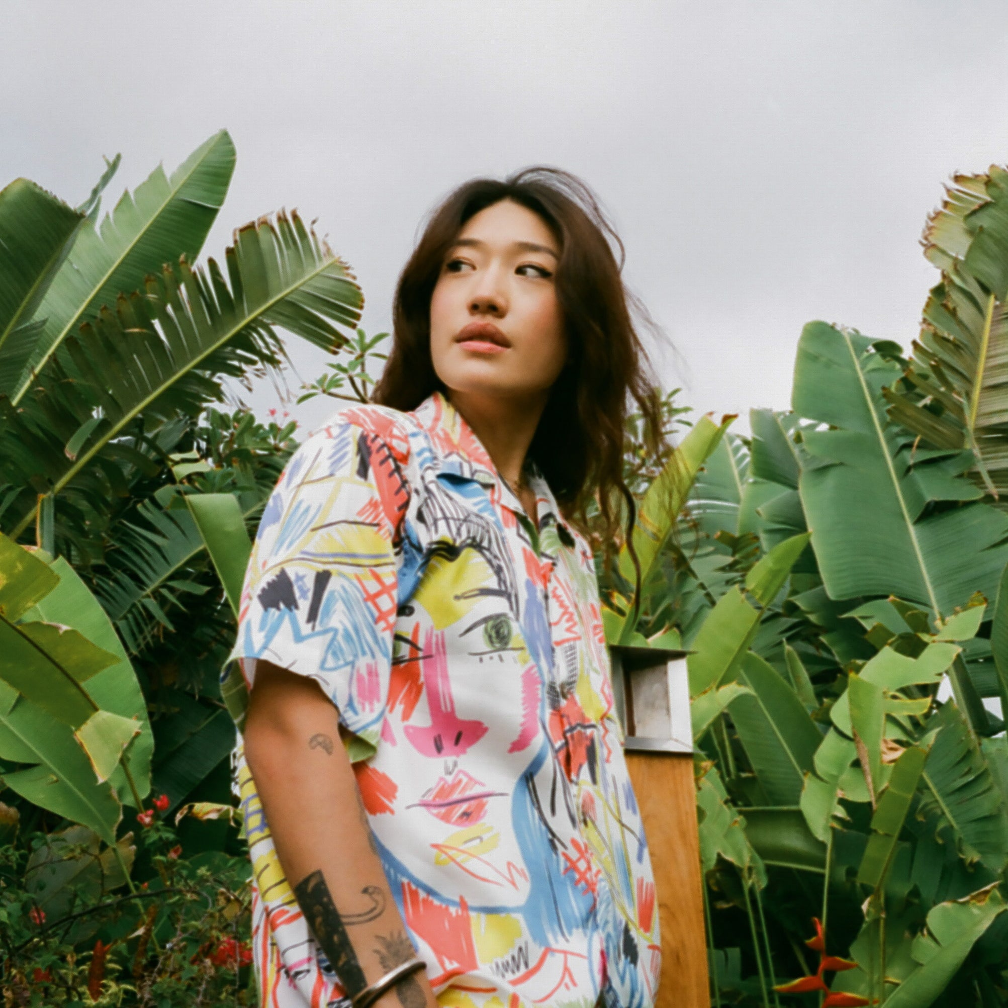 PEGGY GOU HEAD FACE