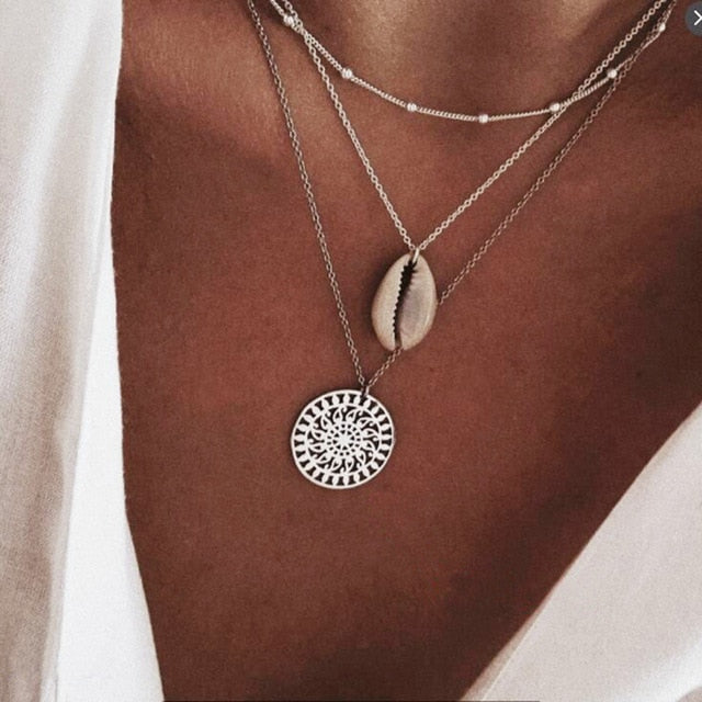 Necklace for Summer Beach Gift