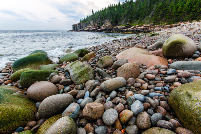 Boulder Beach - Acadia National Park