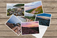 Load image into Gallery viewer, Acadia National Park Greeting Cards