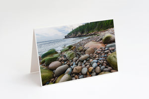 Boulder Beach Notecard