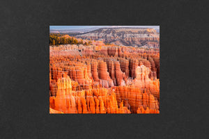 Bryce Canyon Hoodoos Sunrise