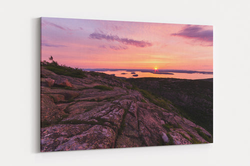 Cadillac Sunrise - Acadia National Park, Maine