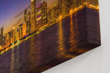 Load image into Gallery viewer, Chicago Skyline at Blue Hour