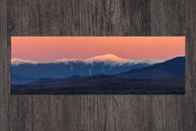 Load image into Gallery viewer, Early Snow Alpenglow on Mount Washington