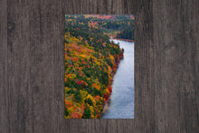 Load image into Gallery viewer, Fall Foliage at Jordan Pond - Acadia National Park