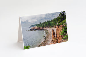 Acadia National Park Greeting Cards