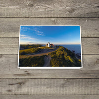Nobska Lighthouse Greeting Card