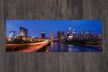 Load image into Gallery viewer, South Street Bridge Sunset - Philadelphia, PA