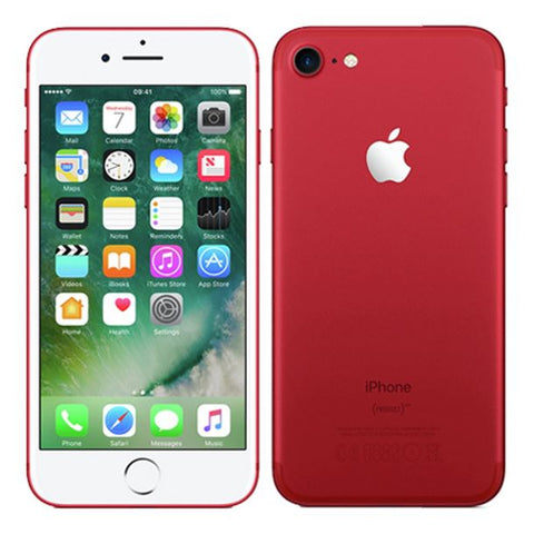Refurbished Apple iPhone 7 128GB Product Red Unlocked
