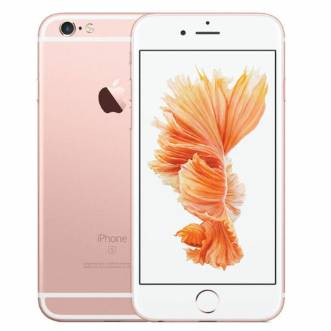 Refurbished Apple iPhone 6S 32GB Rose Gold Unlocked