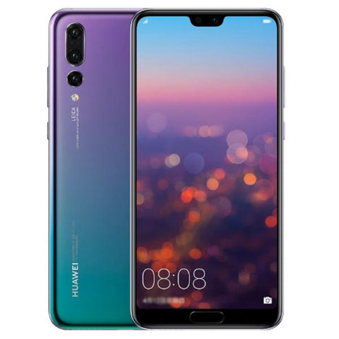 Huawei P20 Pro 128GB Twilight, Unlocked Grade A