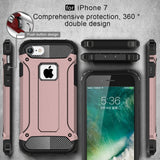 iPhone 7/8 Dual Layer Shock & Impact Proof Case