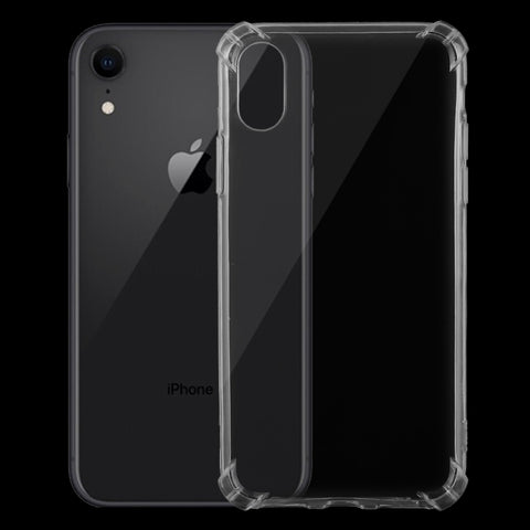 Ultrathin Transparent TPU Soft Protective Case for iPhone XR