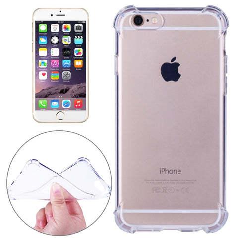 Shock-resistant Cushion TPU Protective Case for iPhone 6 & 6s