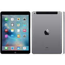 "Apple iPad Air 1st Gen (A1475) 9.7"" 16GB - Space Grey, Unlocked"