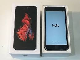 Apple iPhone 6S 32GB Space Grey Vodafone UK Network NEW