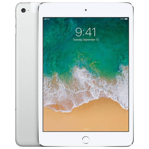 Apple iPad Mini 4 64GB Silver WIFI