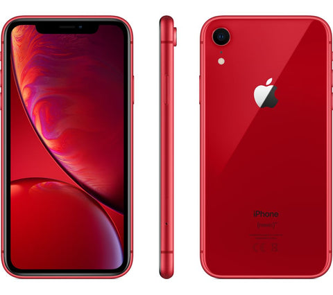 Apple iPhone XR 128GB Product Red, Unlocked