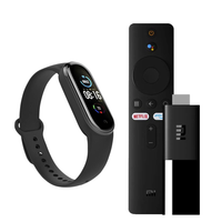 Xiaomi TV Stick + Xiaomi Mi Band 5 Negro