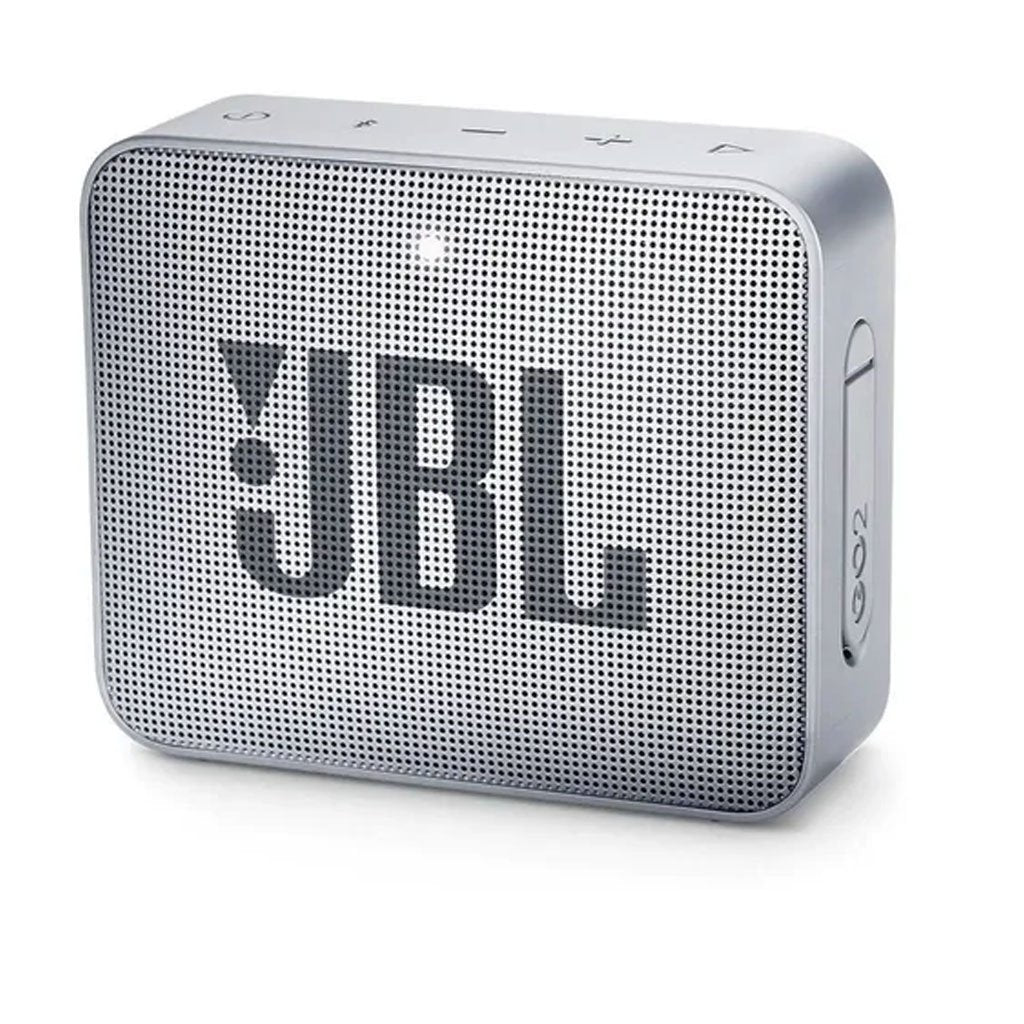 JBL GO 2 Wireless Bluetooth Speaker Grey