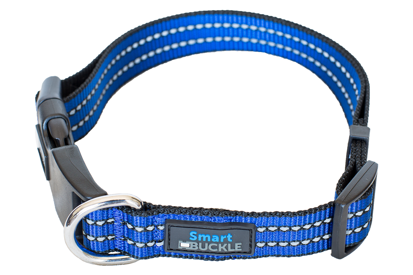 Standard Protective Pet Collar Blue