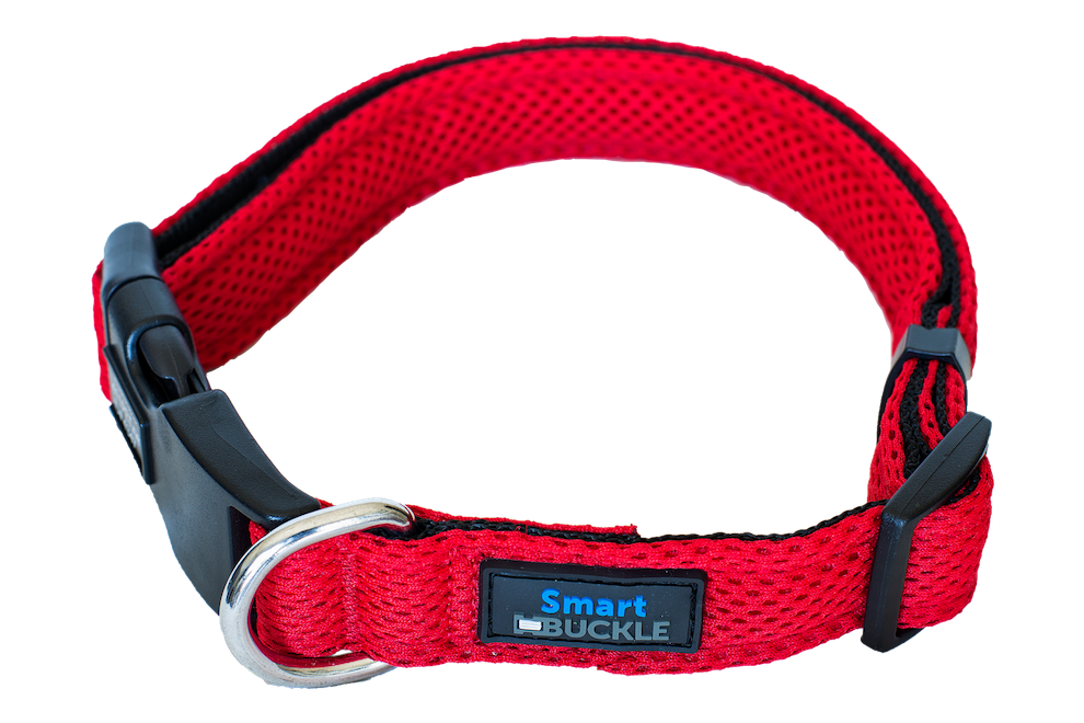 Air Mesh Red // Small, Air Mesh Red // Medium, Air Mesh Red // Large