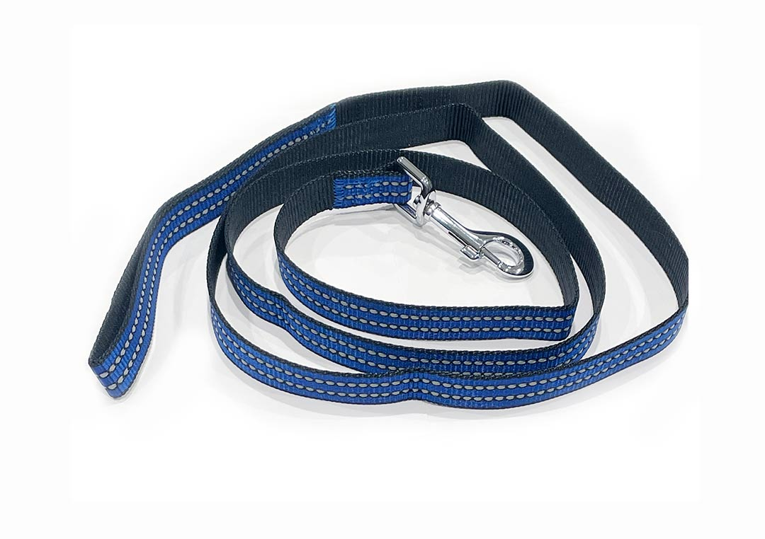 Nylon Blue // 3/4 inch wide, Nylon Blue // 1 inch wide