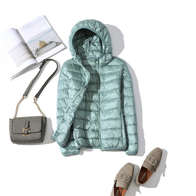 Travel Down Jacket for Women